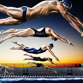 way swimming can help fitness