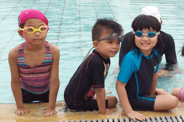 Swimming Lesson for Kids In Singapore