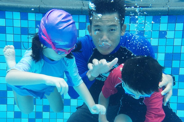 Special Needs Coaching Swimming Lesson In Singapore