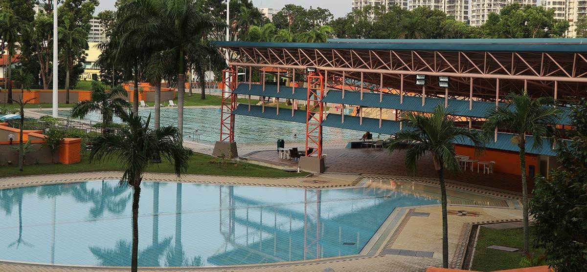Clementi Swimming Complex