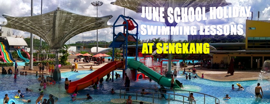 2017 June School Holiday Swimming Lesson